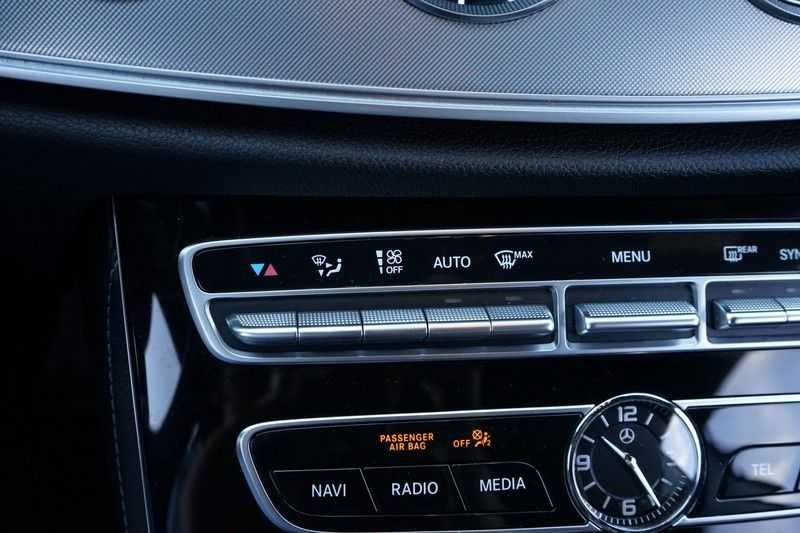 Mercedes-Benz E-Klasse Coupé 200 Premium Plus AMG, Pano, Burmester afbeelding 17
