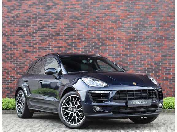 "Porsche MACAN S 3.0D *Pano*Camera*21"" Turbo*"