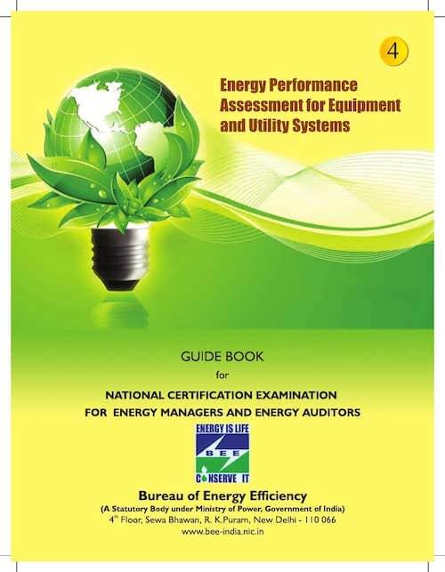 Energy Performance Assessment for Equipment and Utility Systems