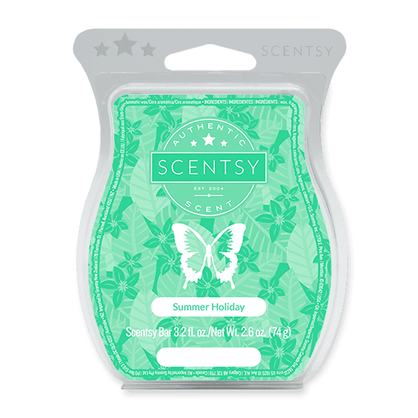 Picture of Summer Holiday Scentsy Bar