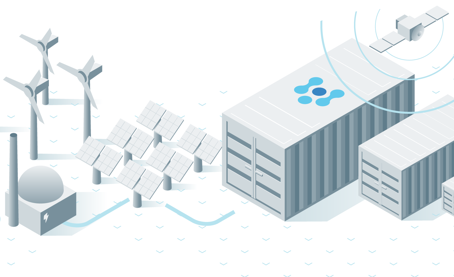 Envion Off Grid Blockchain Mining