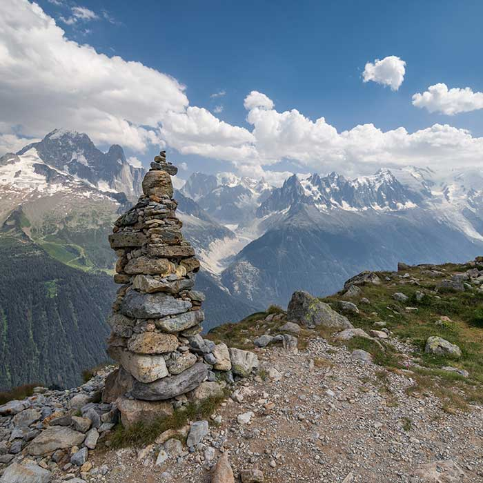 Mont Blanc Massif, France
