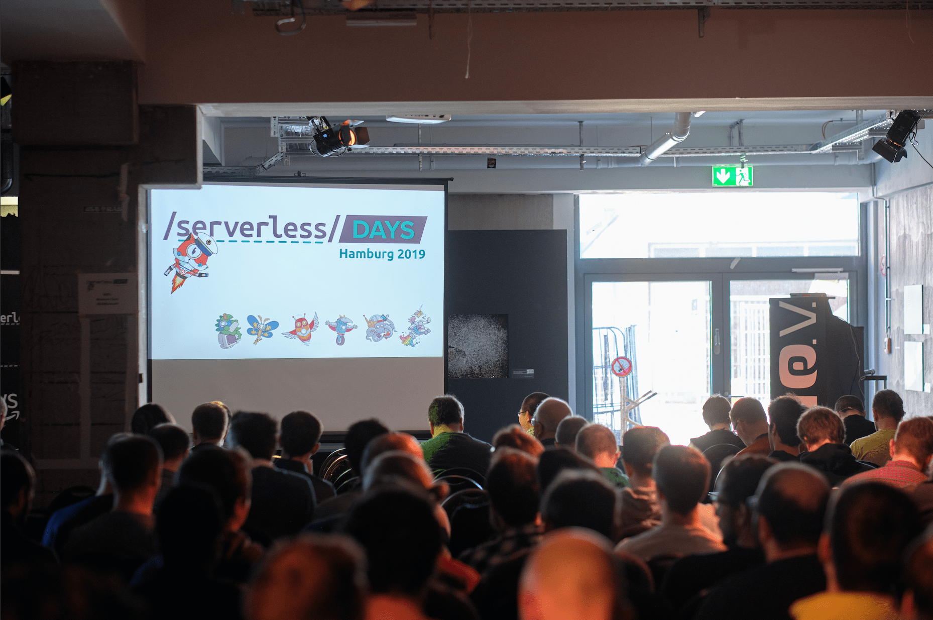 ServerlessDays Hamburg 2019