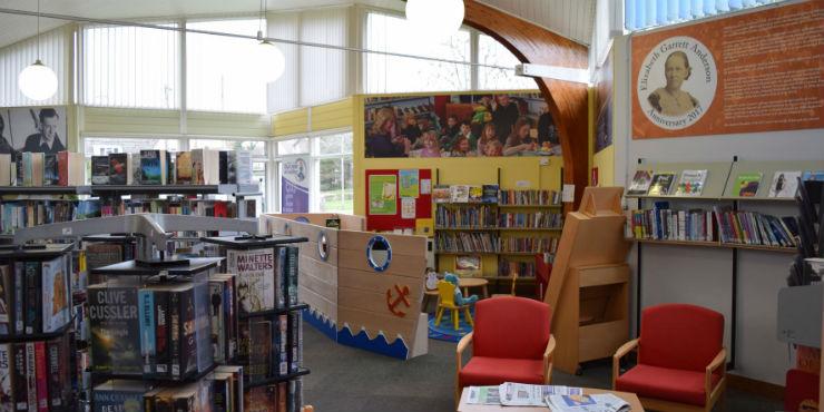 Aldeburgh Library