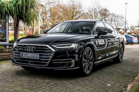 Audi A8 55 TFSI Quattro NP â¬160.000,-