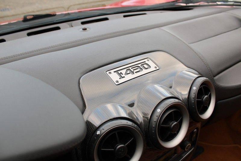 Ferrari F430 F1, Origineel NL geleverd, full ferrari history afbeelding 14