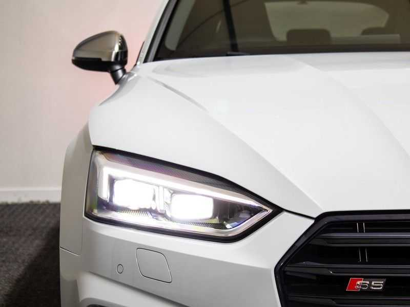 Audi A5 Sportback 3.0 TFSI 354 pk S5 quattro Pro Line Plus | B&O sound | Head-Up Display | Matrix LED | Massagefunctie | afbeelding 19