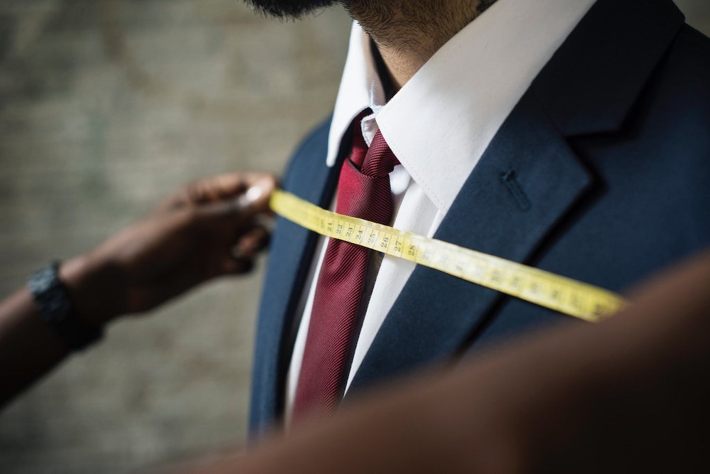Man with a suit - Photo by rawpixel on Unsplash