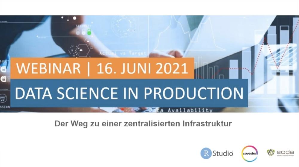 Data Science in Production: Der Weg zu einer Zentralisierten Infrastruktur