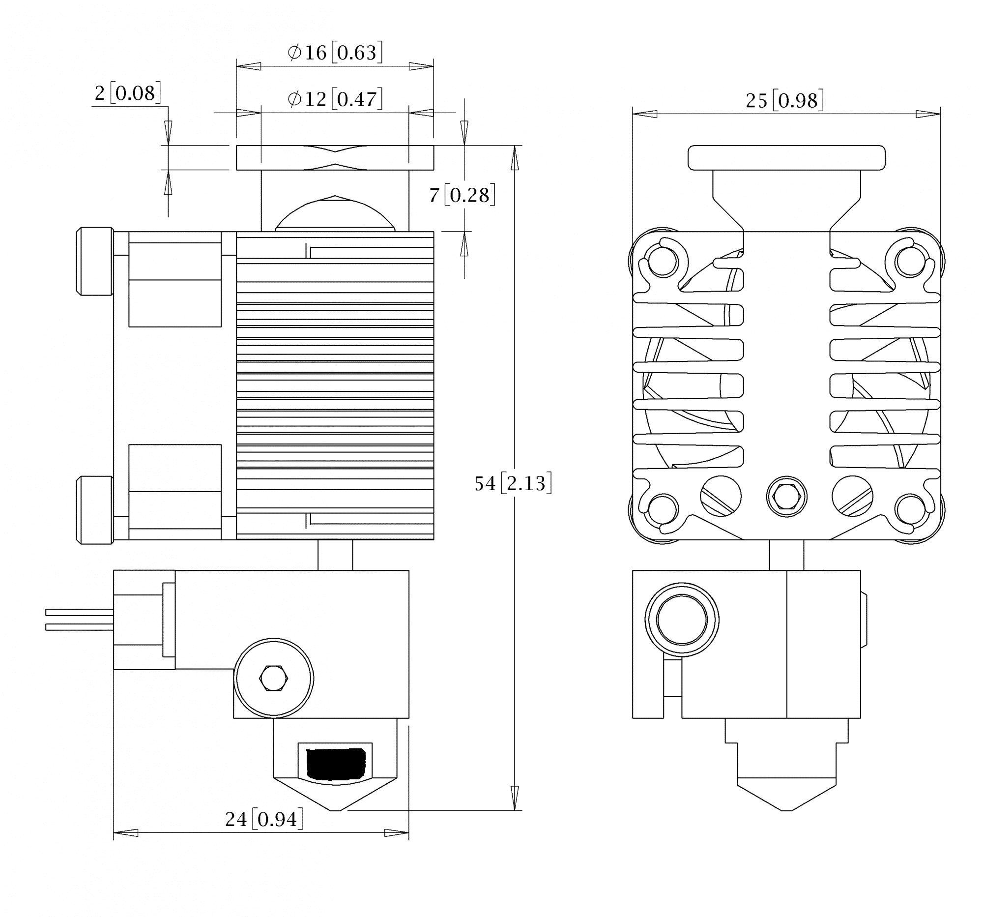 DyzEnd-X Drawings
