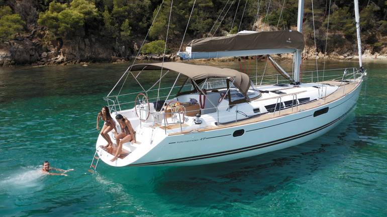 Making a Sailing Holiday Truly Unique