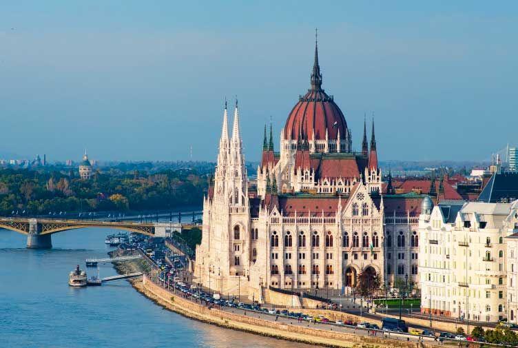 Ljubljana to Budapest