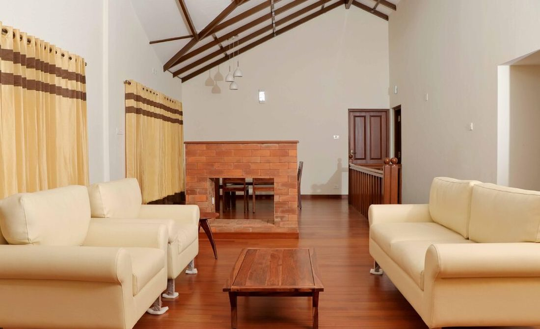 Living room of Mohans
