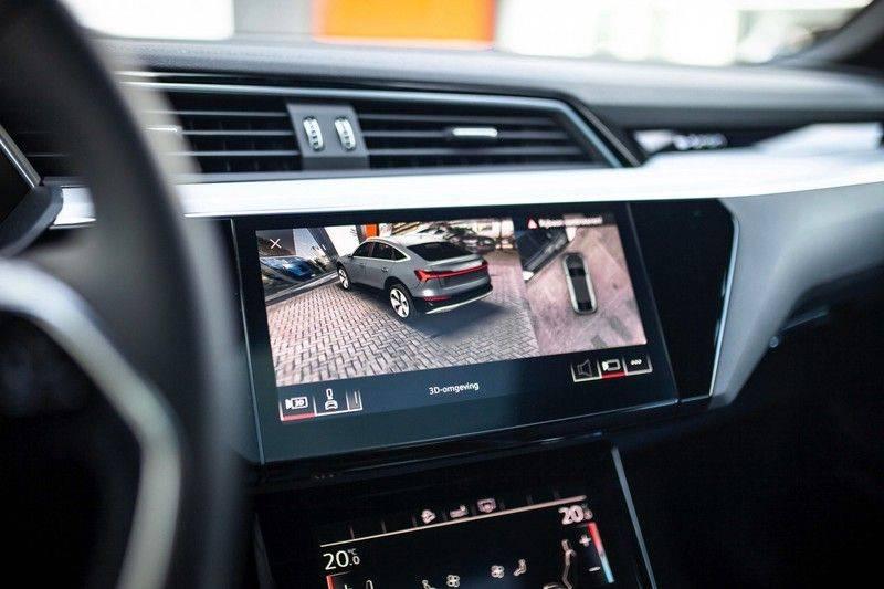 Audi e-tron Sportback 55 Quattro S Edition *Prijs Ex. BTW / Pano / B&O / Matrix-LED / Tour pakket / ACC* afbeelding 11