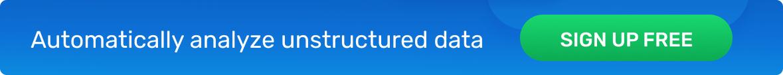 Automatically analyze unstructured data
