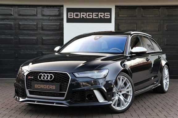 Audi RS6 PERFORMANCE AUDI.EXCLUSIVE+B&O+AKRAPROVIC+DYN.PLUS