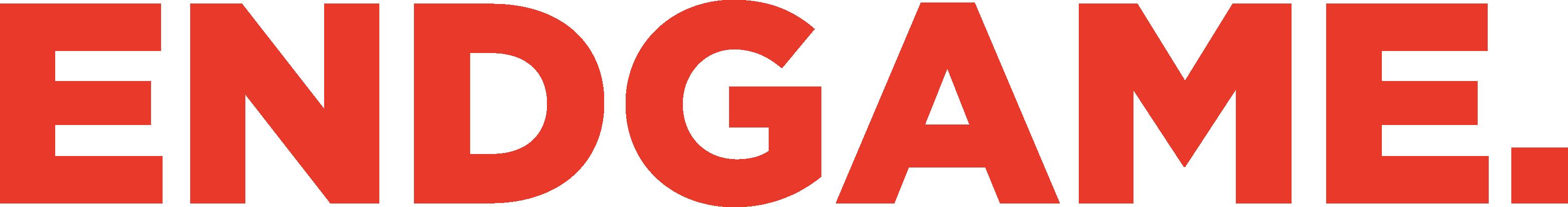 ENDGAME Logo