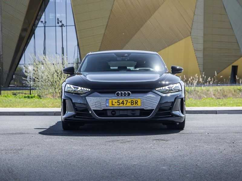 "Audi e-tron GT edition ZERO | Head-Up | B&O Sound | Carbon | S-Sportstoelen | Pano.Dak | Matrix LED | 21"" LM-velgen | afbeelding 6"