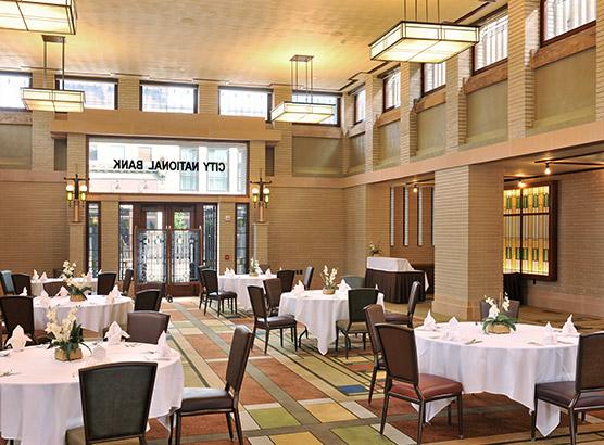 Grand Ballroom - Historic Park Inn