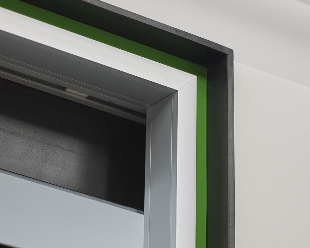 Doorframe Corner