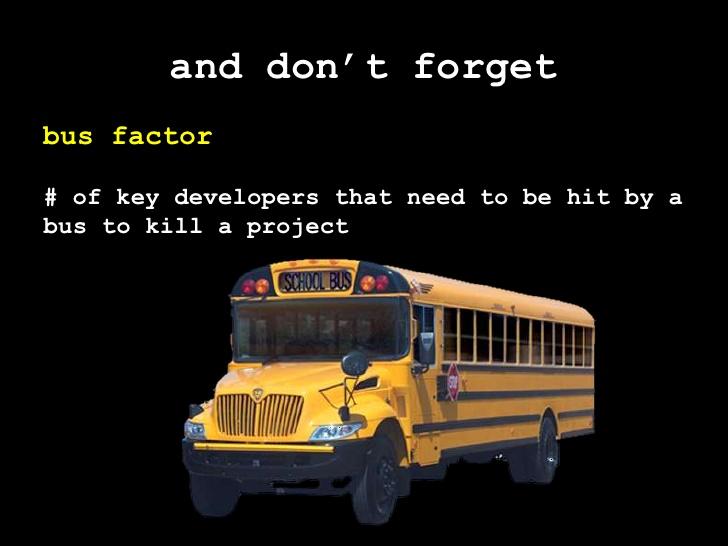 bus-factor
