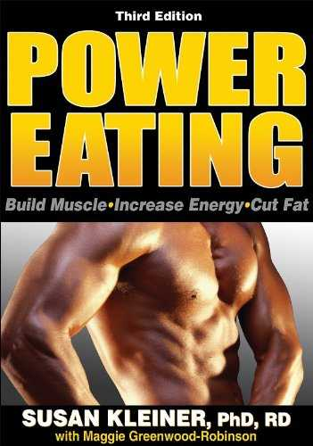 Power Eating: Build Muscle, Increase Energy, Cut Fat Cover