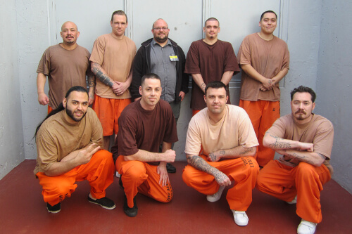 Santa Cruz County Jail inmates