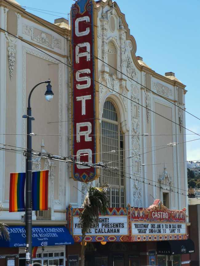Castro district