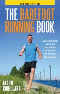 The Barefoot Running Book - Second Edition Cover