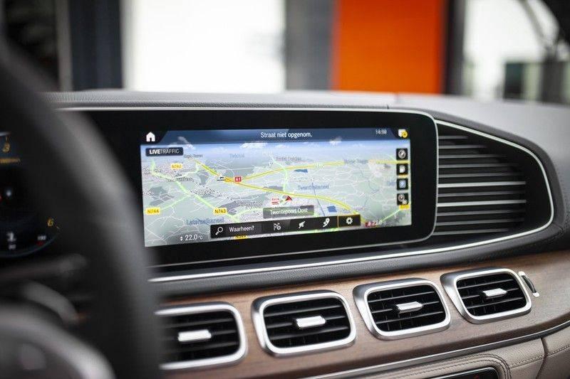 Mercedes-Benz GLS 400d 4MATIC *Pano / Massage / Burmester / Distronic Plus* afbeelding 14