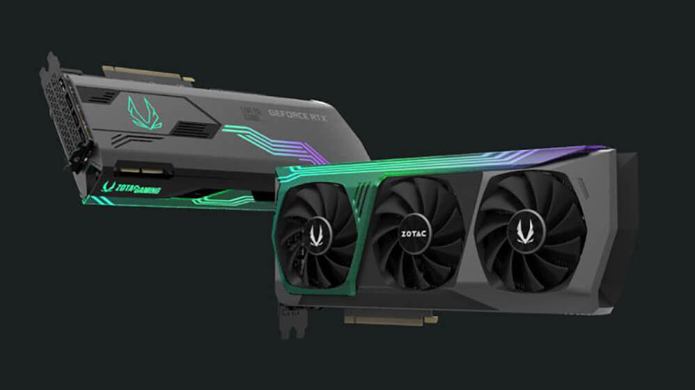Zotac Seemingly Leaks RTX 3000 Series Ampere Graphics Cards