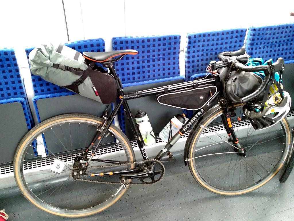 SSCX im Bikepacking-Setup