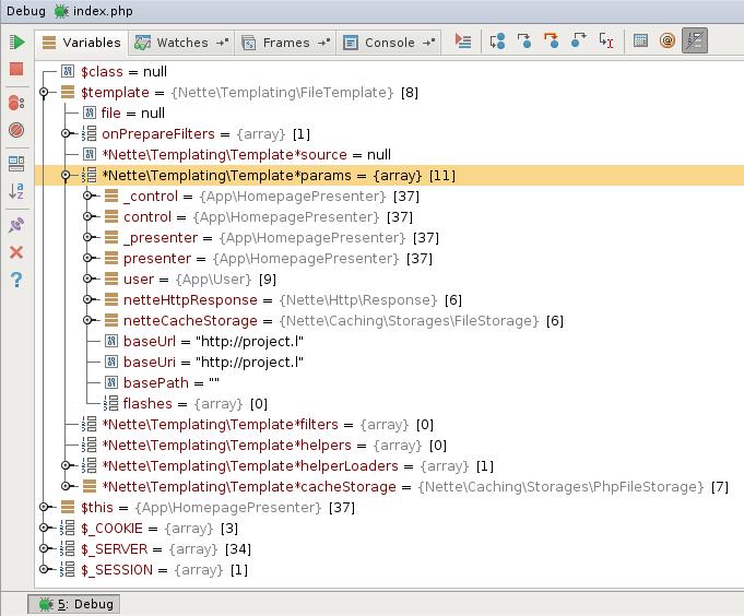 phpstorm-php-debugger-variables