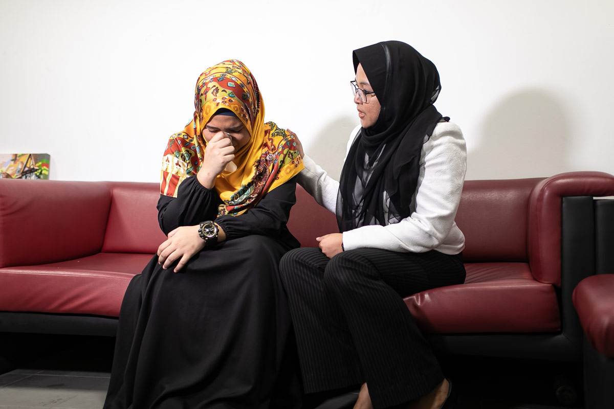 Syariah Court and FITRAH to provide holistic support