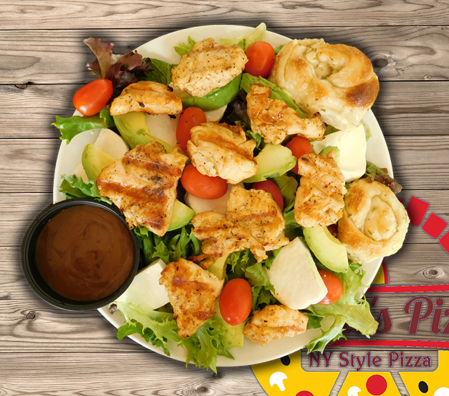 vivaldis pizza - fresh salads - CT