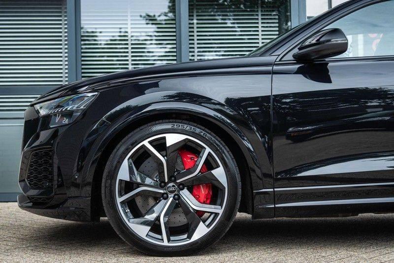 Audi RS Q8 4.0 TFSI Quattro, 600 PK, RS-Dynamic Plus Pakket, Keramiek, Keyless, Stoelventilatie, Pano/Dak, BTW, Nw. Prijs €252K!! afbeelding 8