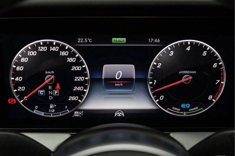 "Mercedes-Benz CLS-Klasse CLS450 AMG 367pk 4Matic Schuifdak Nightpakket Widescreen DistronicPlus Burmester SuperSportStuur Luchtvering Multibeam Keyless ComandOnline AmbientLight DAB Parktronic 20""AMG 360Camera Pdc 10/2018 afbeelding 20"