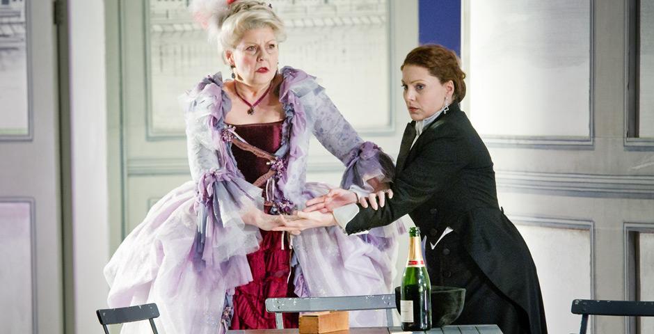 Queen of Spades for Grange Park Opera