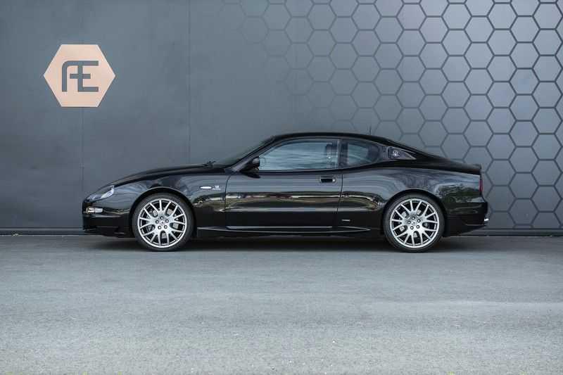 Maserati GranSport 4.2i V8 NIEUWSTAAT! afbeelding 14