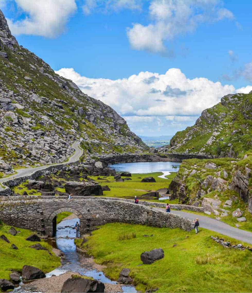 Fantasic views throughout the drive around the Ring of Kerry.
