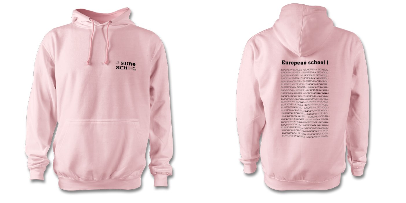 Pink Hoodie Preview