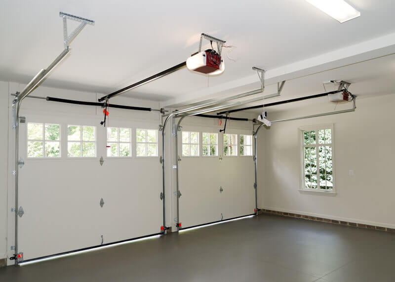 If your garage door opener is outdated and you'd like to replace it with a new, more sophisticated option, we can help!