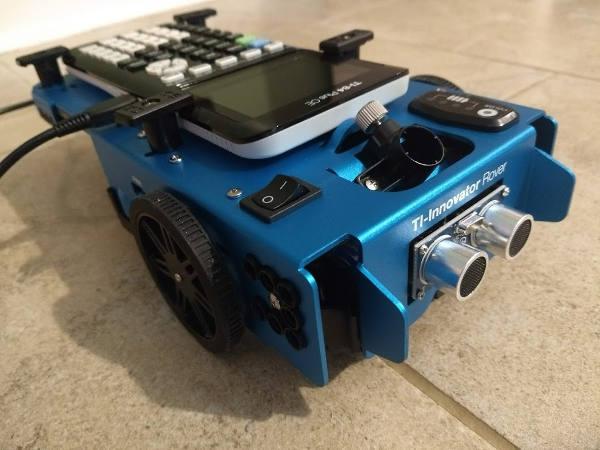 The TI-Innovator Rover