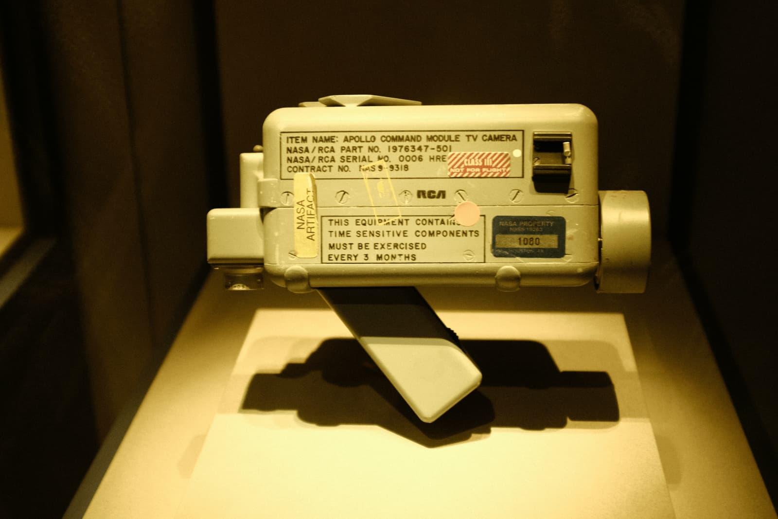 Space Video Camera