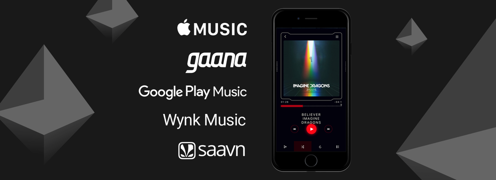 Apple Music, Gaana, Wynk, Saavn, Jiomusic and Google Play Music. Which is the best Music Streaming service in India?