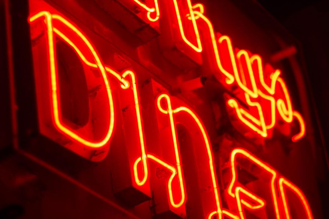 Henry's Diner Sign