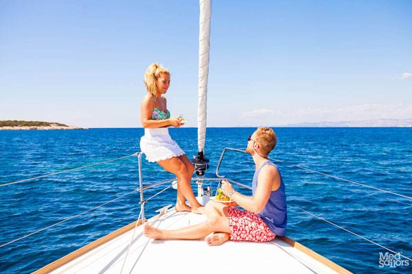 Best Ways to Relax on a Turkey Sailing Break