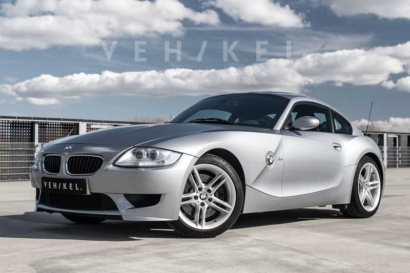 BMW Z4M Coupé 3.2 // Mint condition // Z4M afbeelding 6