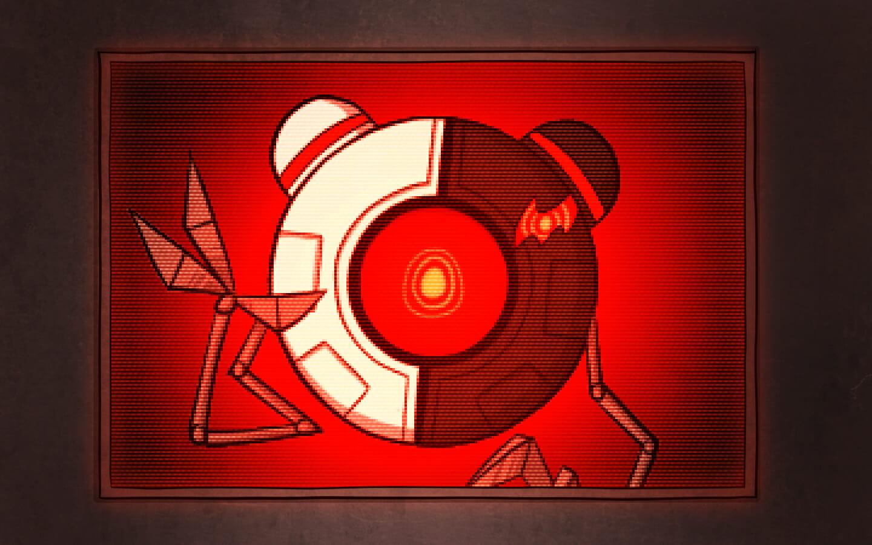 MONO-9000's body discovery announcement.