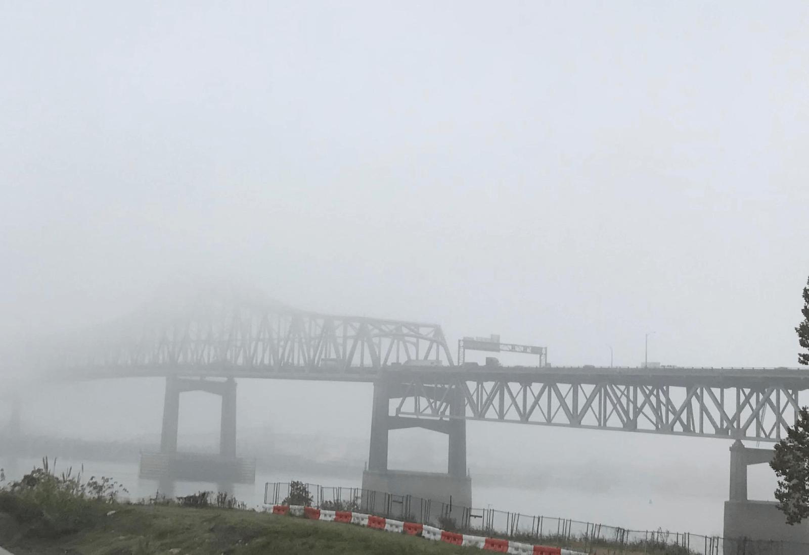 Horace Watkins Bridge, Baton Rouge Louisiana